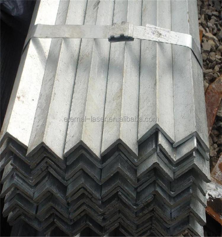 Galvanizado a quente igual ângulo de aço