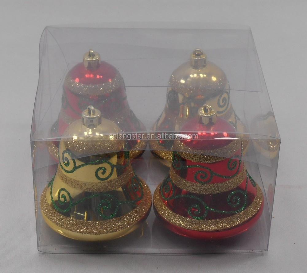 الميلاد الكرة زخرفة الصورة ، نفخ عيد الميلاد الحلي الكرة ، الكريستال  كرة الثلج عيد
