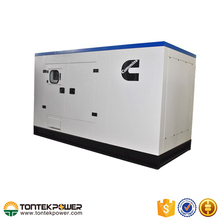 250KVA Air cooled Silent Type Portable Industrial Generator