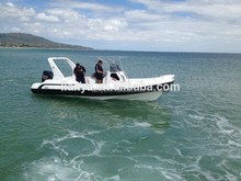 Liya 25ft 16 personas motor eléctrico para bote inflable