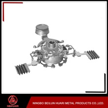 Good Reputation factory directly auto air condition part Aluminum Die Casting