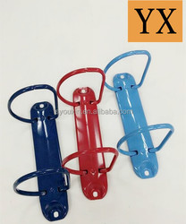 Colorful ring binder clip