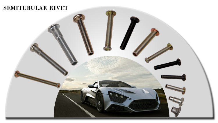 High End Top Quality Factory Made Hot Sale Auto Clips Fasteners