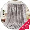 100% cotton weave baby blanket,high quality european large bedding set