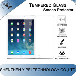 High Quality Phone Glass for iPad Mini Screen Protector for Mobile Phone with 2.5D Round Edge