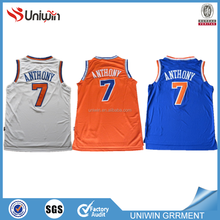 Sportwear custom jersey basketball cheap