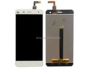 2015 touch screen lcd glasses screen complete for MI-4 XIAOMI 4 white