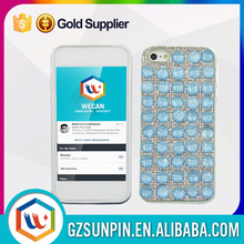 High quality universal durable bling back cover for iphone 5s