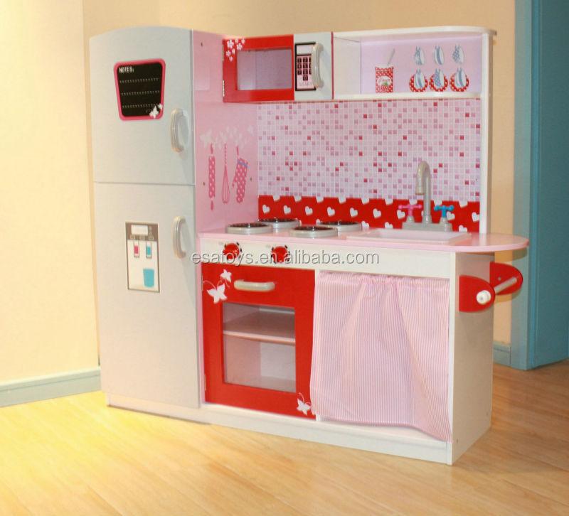 2015 stock new pretend kitchen toy set for kids popular for Kitchen set 2015