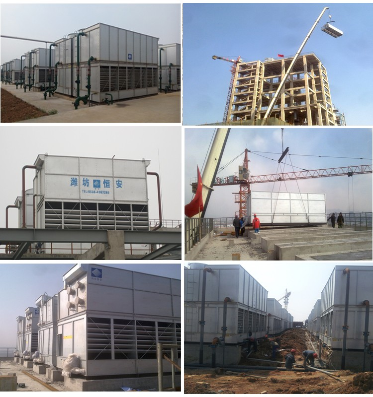 ZHX series cold storage refrigeration industrial evaporative condenser.jpg.
