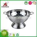Eco- ambiente canasta de aceroinoxidable colador de cocina