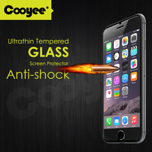 Anti bubble premium clear tempered glass for iPhone 6 tempered glass screen protector, Cheap for iPhone 6 tempered glass