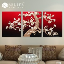 Factory sells New design wall painting,modern flower oil painting,house painting