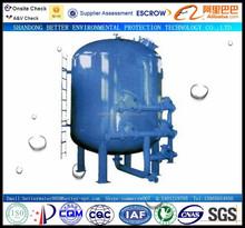 pressure sand filter stainless steel sand filter