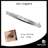 Stainess Steel Tweezers For Eyebrows/ Light Girl Eyebrow Tweezers