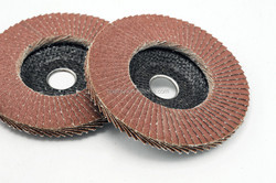 best price red oxide fiberglass flap disc for fishing boat