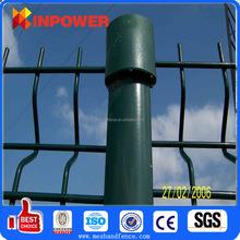 Galvanized diamond iron wire mesh fence ( direct factory)