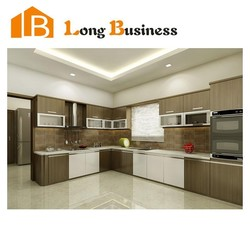 LB-JL1136 Hot sales melamine kitchen with Cheap cost