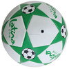 Custom size 4 premium soft PU leather laminated competition quality soccer ball/football for school students