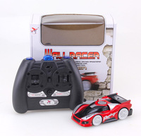 2014 Cheapest Wall Racer !! Top selling R/C Climbing wall car with lights rc climber cars wall climbing car radio control FY350