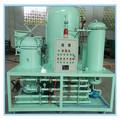 Kongneng patentado micro filtración física pura tecnología utilizada purificador de aceite diesel