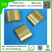 Custom DIY milling machining brass properties of brass heater block