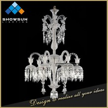 Candelabra latest chinese product murano crystal cristal chandelier