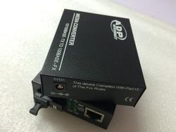 10/100/1000 20km fiber Media converter from professional factory