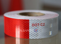 3m products ACP100 prismatic type reflective tape for trucks