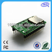 32GB USB UART MP3 Sound Module in Industry Level