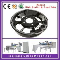 Car audio system sealing gasket with IP67 level