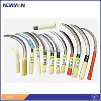 fiber handle sharp gass knife sickle