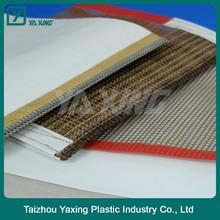 PTFE coated mesh fabric/mesh conveyor belt