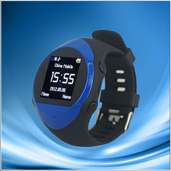 GPS Tracking Location Remote Monitoring Smart Wrist Watch Personal GPS Watch Running smart phone watch wifi/ gps/bluetooth