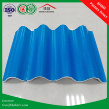 Fireproof Long Life service mgo roofing tiles / Earthquake proof mgo roofing tiles in PET Membrane