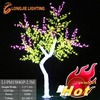 cherry tree light for holiday home decorative