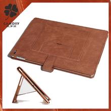 tablet leather sleeve for ipad mini real leather case for ipad mini
