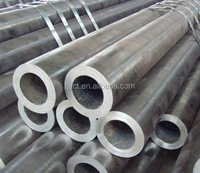 Precision alloy steel seamless pipe ST52 ST37 A106