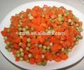 conservas vegetales mixtos instantánea de la preservación de alimentos