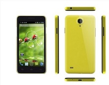 cheap 4.5 inch android quad core mobile phone with 3G+GPS+BT+FM Dual SIM