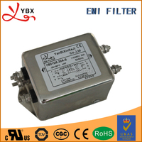 High Performance Single Phase General Purpose Power Supply Filter