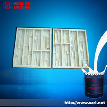 mold making silicone rubber for Veneer stone mold corner