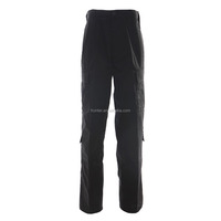 black military trousers camouflage cargo pants