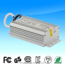 NiuBao euchips IP65 60W led power supply 5A rainproof switching power supply