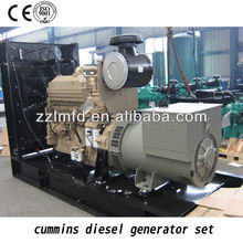 High quality factory price diesel generator fuel consumption per hour
