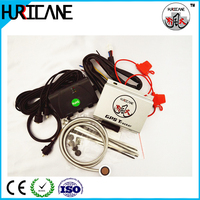 With output alarm ultrasonic real time monitoring Ultrasonic digital signal diesel fuel oil meter
