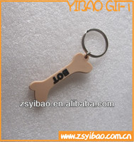 2014 custom wholesale 3D soft pvc keychain/soft pvc keyring