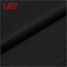 Woven Plain Dyed TR Twill Suiting Fabric For Men's Suit
