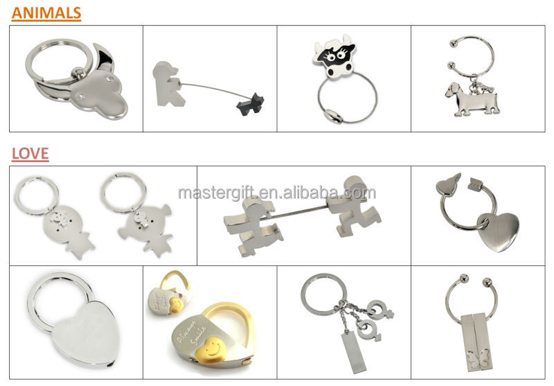 Valantinces wedding & couples love gift metal keyring, keychain, key holder, key ring, key chain
