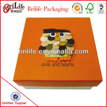 High quality Promotional customized gifts gift boxed Manufacturer